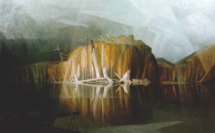 casson_rain_mist_and_sun_1958.jpg 900×559 pixels
