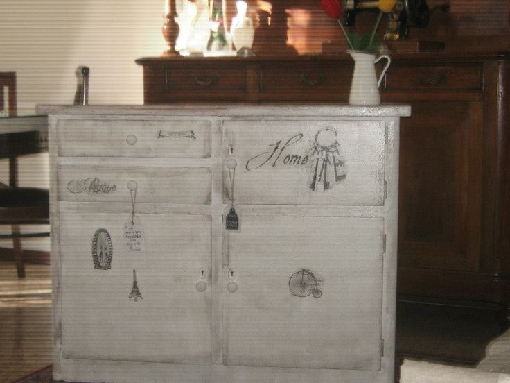 mobile anni 50 shabby