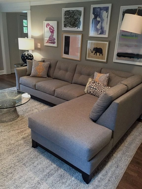 Marco 2pc Sectional Sofa CHOICE OF FABRICS #LivingRoomFurniture