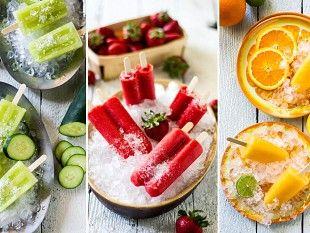 Замороженные десерты помогут тебе освежиться в жаркий летний день! Попробуй один из наших аппетитных рецептов сорбета.