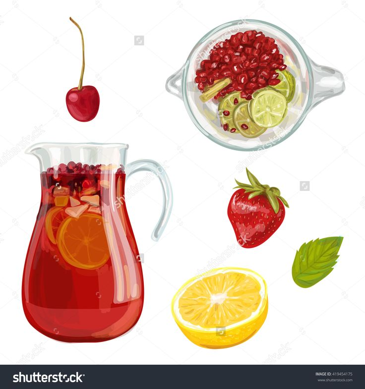 Sangria  isolated, cold, strawberry, lemon, tropical, bar, white, liquid, spain, red, drink, vector, orange, restaurant, summer, shrimp, alcohol, wine, traditional, ice, citrus, illustration, cocktail, sangria, beach, realistic, color, spanish, watercolor, pitcher, refreshment, jug, juice, apple, fruit, fresh, party, water, lemonade, food, 3d, glass, andalusia