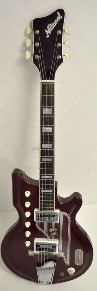 Val Pro National 60's Vintage Electric Guitar