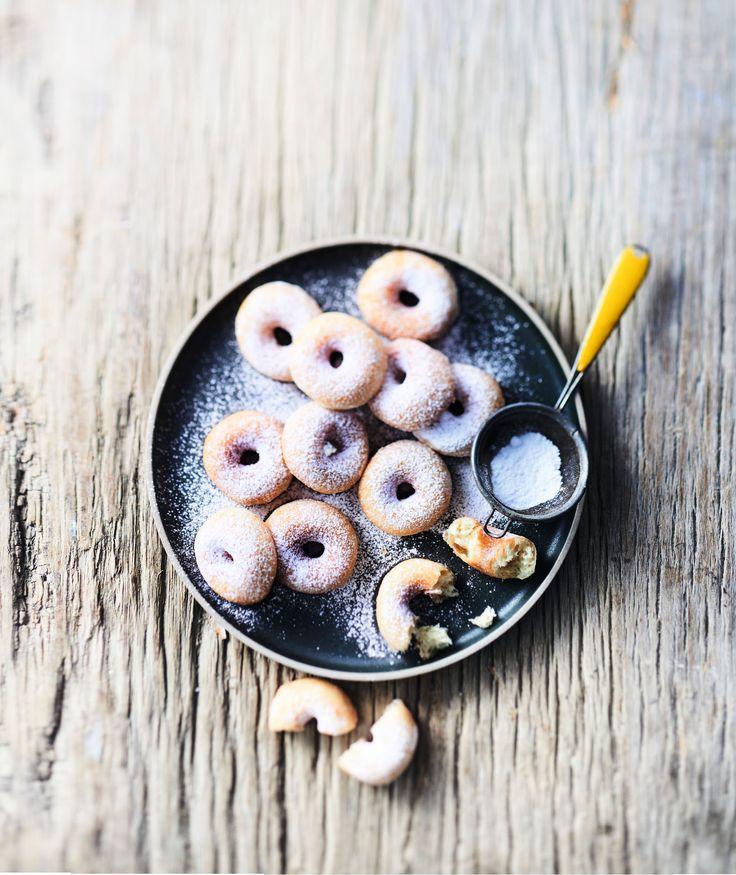 Des minis donuts au sucre Picard inventés pour se faire croquer !