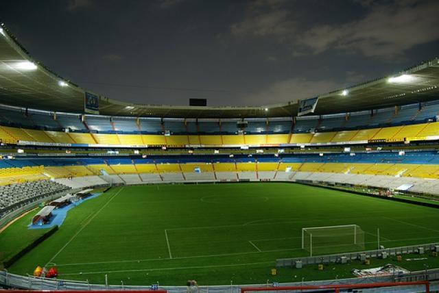 Estadio Jalisco, donde escuché a Menudo a las 13 años. Que recuerdos.