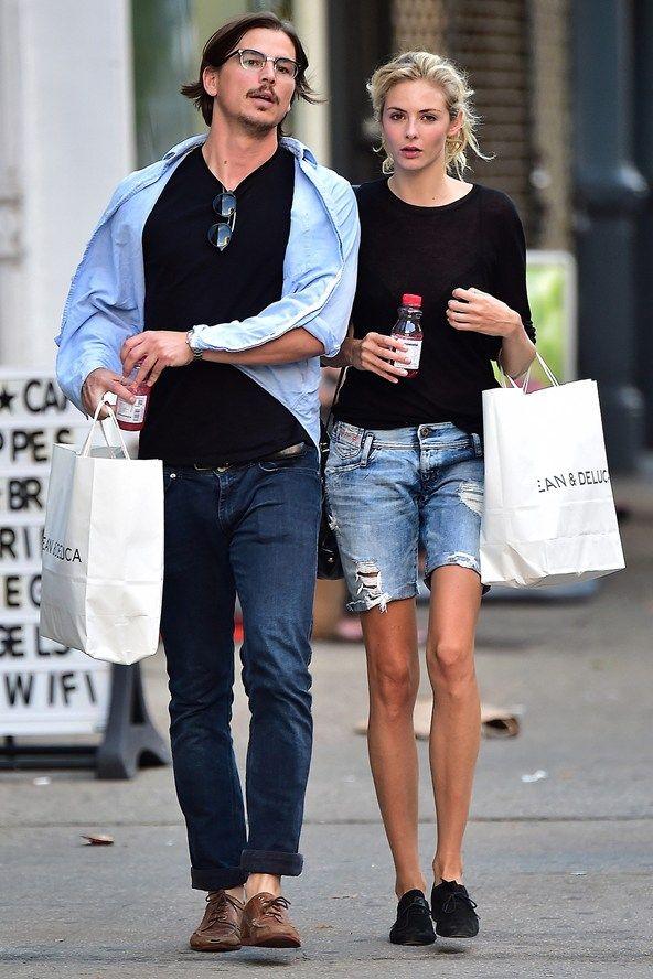 Josh Hartnett & Tamsin Egerton. | Celebrities ... |Josh Hartnett Tamsin Egerton