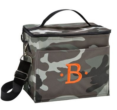 Manly lunch bag for the Perfect Dad- Father's Day Thirty-One style