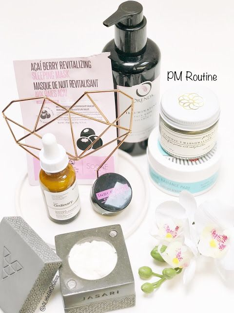 A Little Bit of Gloss: My PM Skin Care Routine