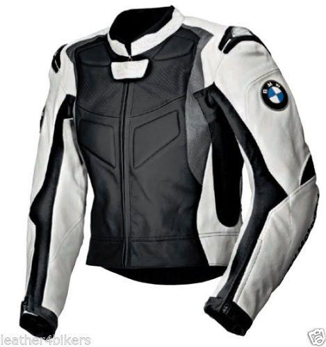 BMW-HERREN-LEDER-BIKER-JACKE-RENNEN-MOTORRAD-LEDERJACKE-MOTORRAD-LEDER-JACKE