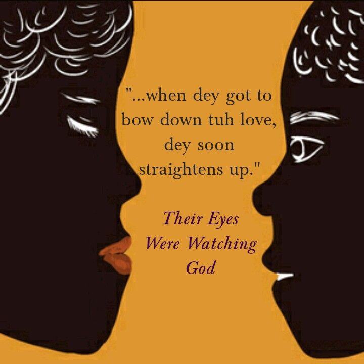 An overview of janies life in their eyes were watching god by zora neale hurston