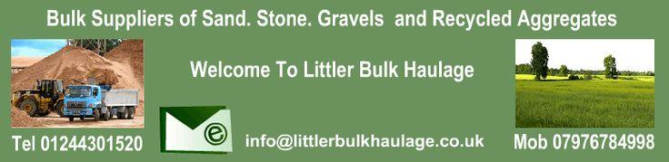 Littler Bulk Haulage - Bulk Aggregate Suppliers