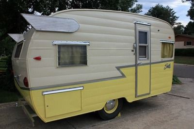 Shasta Camper Trailer For Sale Cheap - 2