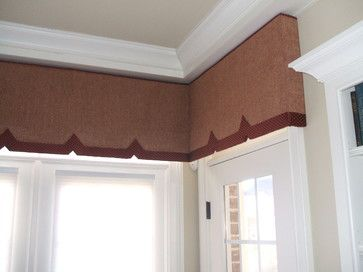 7 Best Corner Window Cornice Ideas Images On Pinterest
