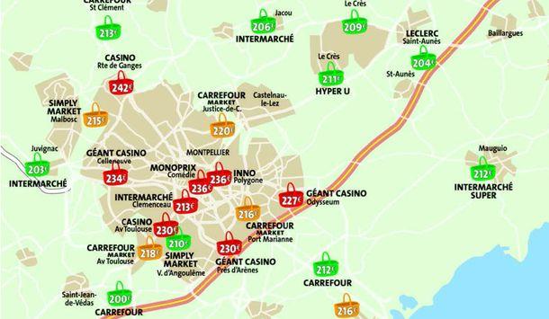 Grandes surfaces : où faire ses courses sans se ruiner | La Gazette de Montpellier.fr