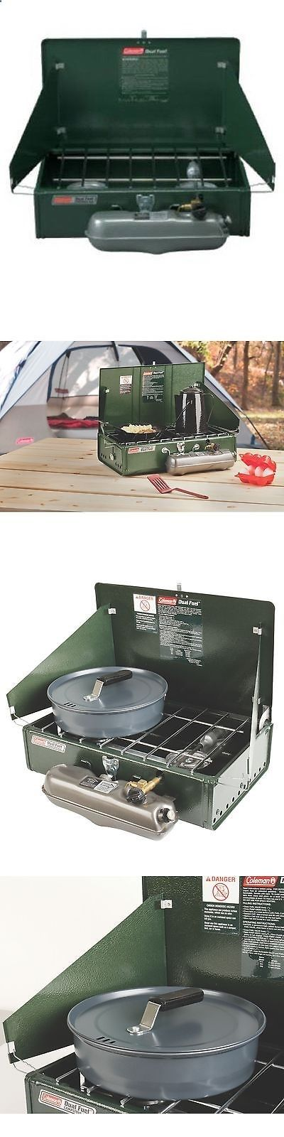 Camping Stoves 181386: Coleman Guide Series Dual Fuel Stove -> BUY IT NOW ONLY: $88.61 on eBay!