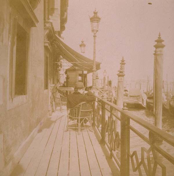Marcel à Venise