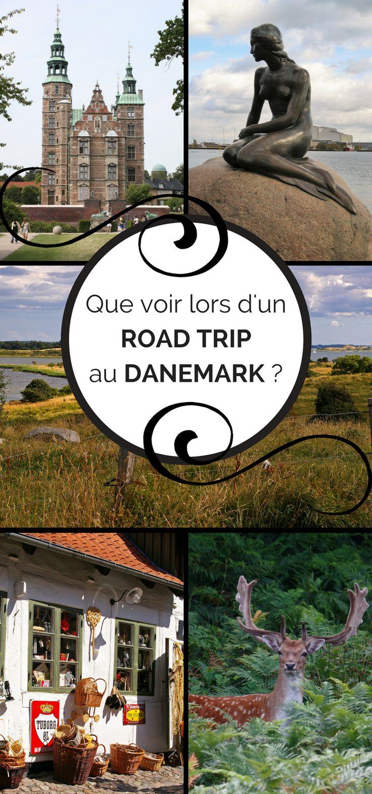 Voici notre TOP 6 des choses à voir au Danemark ! Quelle est votre ville préférée ? #Danemark #Odense #Copenhague #Evasion #Voyage #RoadTrip