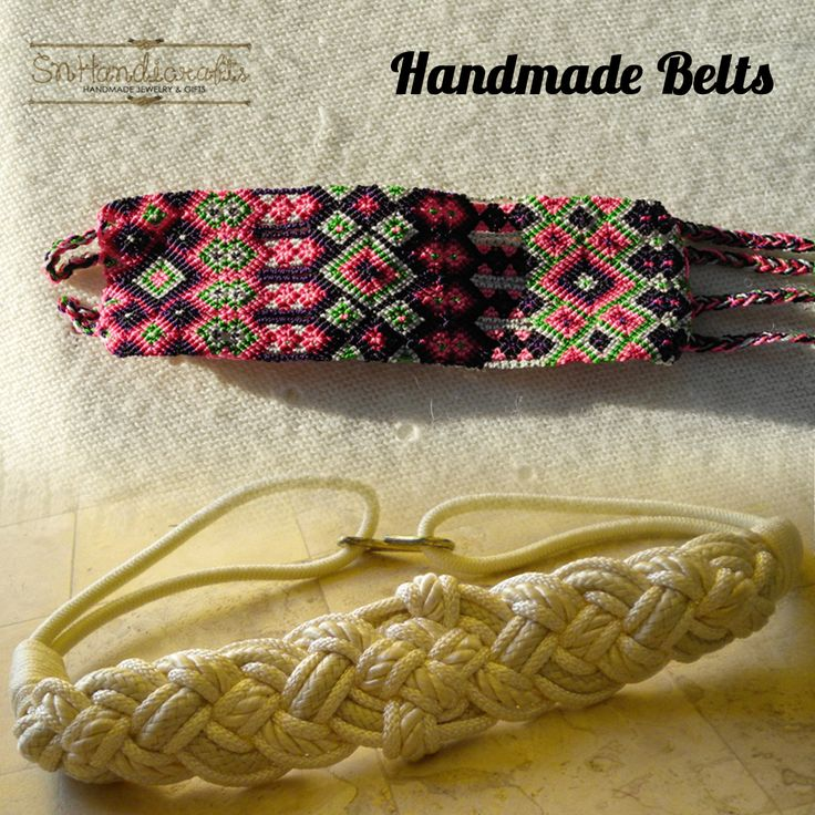 Are you looking for light colored rope knot/leather braided vintage belts, sailor knot macrame beaded belts and woven braided cord rope stretch belt for sale? Get export quality handmade belts at https://www.snhandicrafts.com/handmade-belts/.