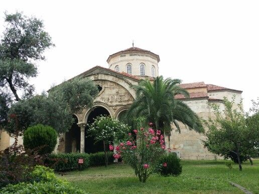Trabzon, Ayasofya Müzesi, Turkey