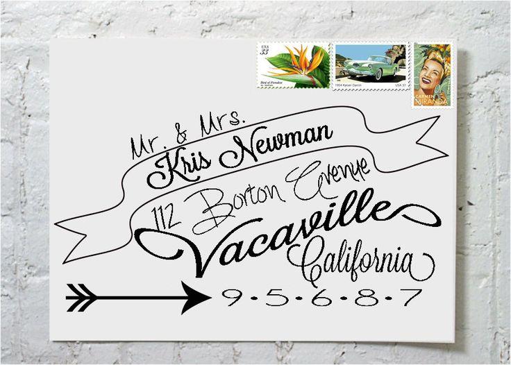 17 Best Images About Envelope Addressing On Pinterest