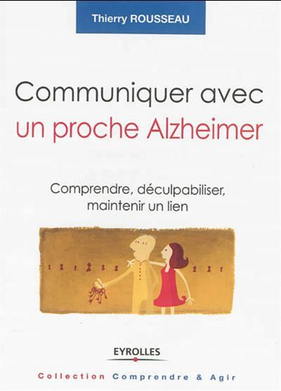Cet ouvrage fait le point sur les troubles rencontrés chez les malades alzheimer afin de permettre aux proches de maintenir le lien en ayant un comportement adéquat.  Cote: RC 523.2 R68 2013