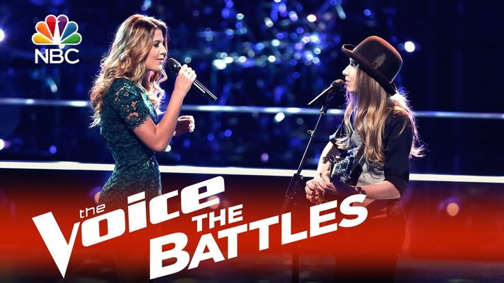 The voice battle rounds Sawyer Fredericks and Noelle Bybee singing Have you ever seen the rain. I don't care for Sawyers long hair but this is a duet done very well loved it