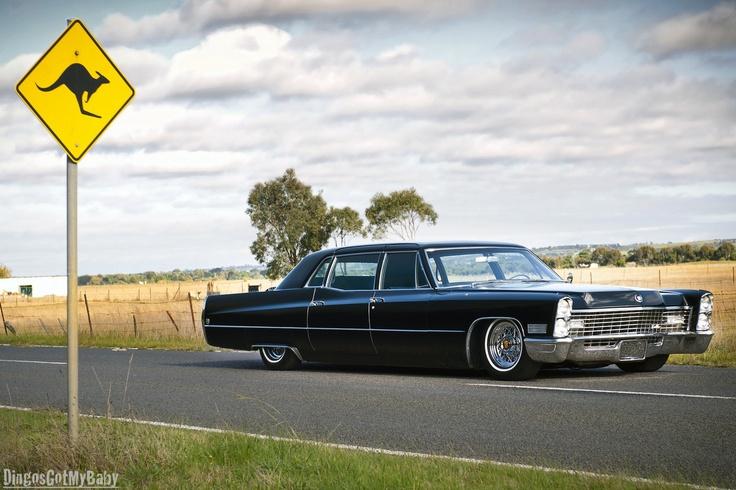 1967 Cadillac Fleetwood Series Seventy-Five