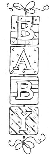 blocks coloring pages - photo#19