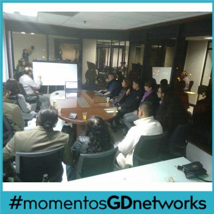 Cada día son más y más las personas que nos conocen y quieren vincularse a nuestra compañía.  Seguimos avanzando y creciendo.  #momentosGDnetworks #deColombiaparaelmundo #GDnetworks #GDInternational http://www.gdnetworks.co/ http://www.gdinternational.co/ Facebook: https://www.facebook.com/gdnetworks/ Instagram: https://www.instagram.com/gdnetworks/ Pinterest: https://www.pinterest.com/gdint/gd-networks/