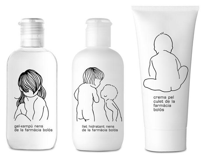 Hector SOS packaging | Farmacia Bolós