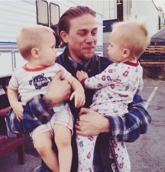 Baby Thomas Sons Of Anarchy Pinterest Sons