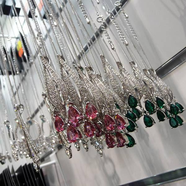 add some #alibi accessories bling @Brand Smart
