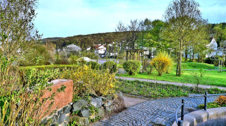 Bad Endbach, Kräutergarten