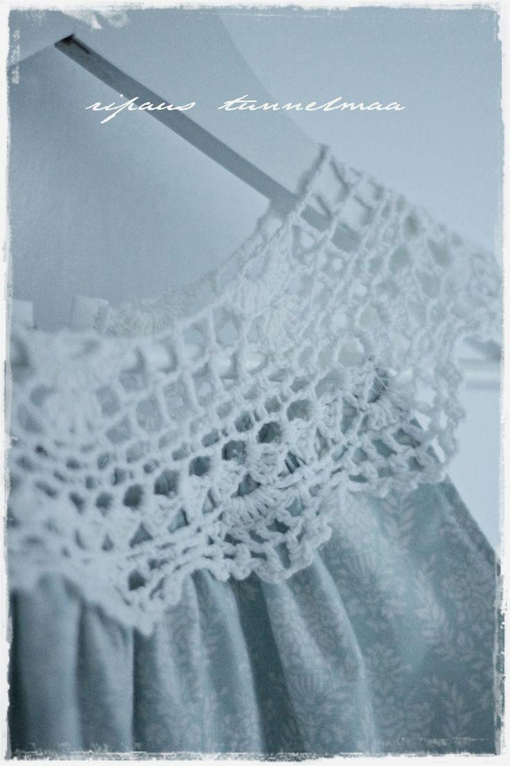 ripaus tunnelmaa: Suloinen mekko!