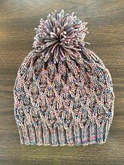 Ravelry: Wickerwork Hat pattern by Gretchen Tracy a free pattern