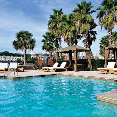 Savannah Hotels | The Westin Savannah Harbor | Put in some pool time at The…