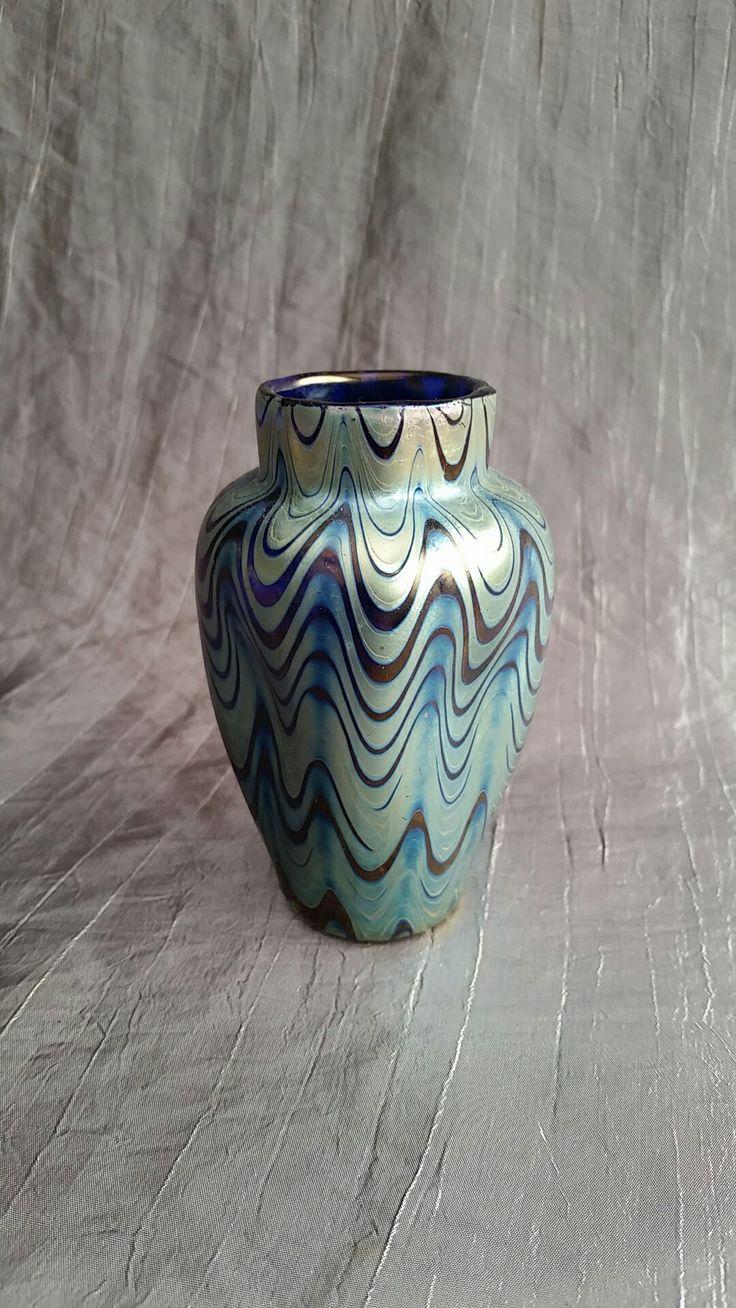 Small vase, Loetz 1900 - 05