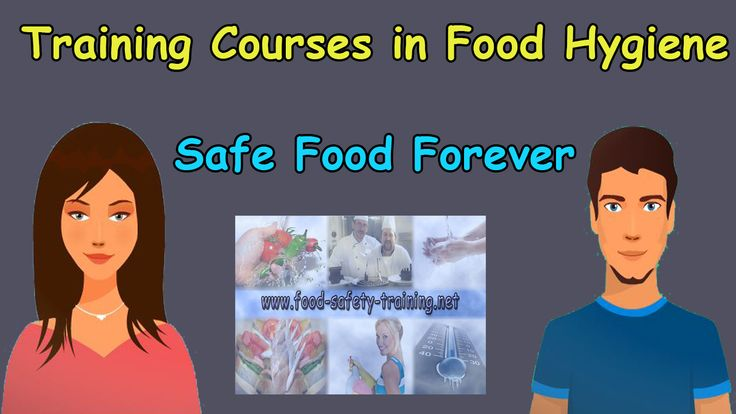 Training Courses in Food Hygiene Safe Food Forever
