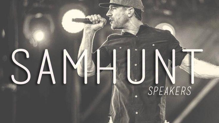 Sam Hunt - Speakers Sultry (Sam) Sunday / carlylynn.com