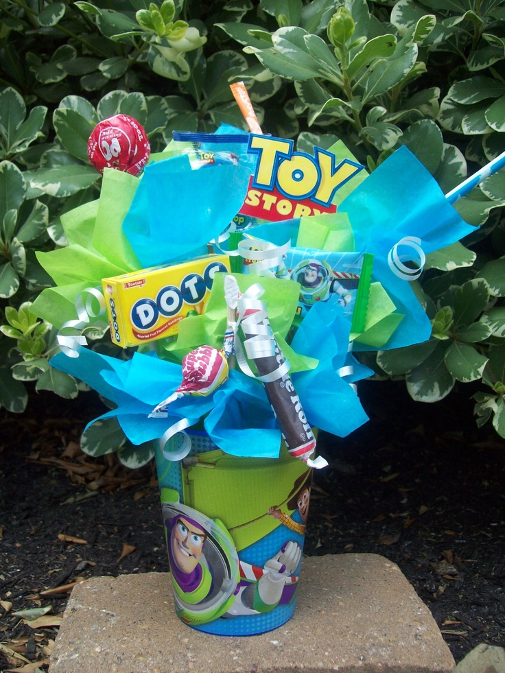 Toy Story Kids Candy Party Favors Made to Order