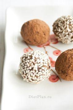 Нутовые конфеты с финиками - рецепт легкого десерта из гороха нут, пошаговый с фото   Диетические низкокалорийные рецепты - блюда правильного питания на Dietplan.ru