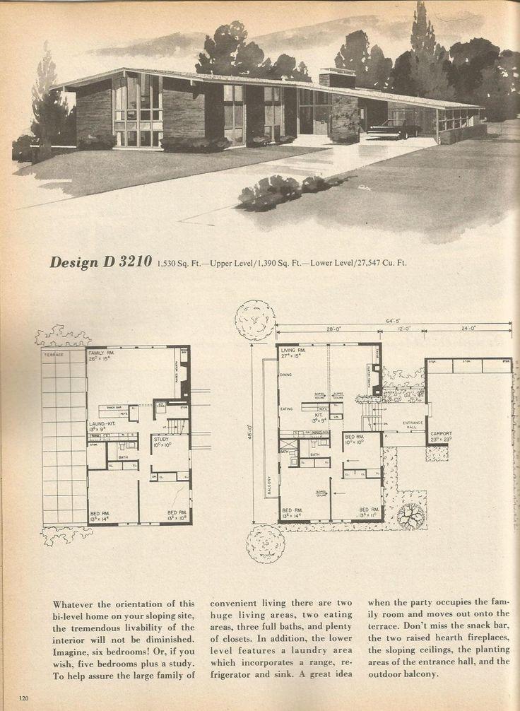2854 best Mid Century Modern home images on Pinterest ...