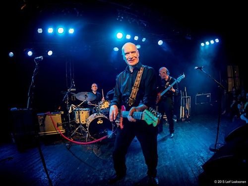 """Oklahoma City University's annual international film series will continue at 2 p.m. Feb. 4 with """"The Ecstasy of Wilko Johnson."""" The screening is free to the public in the Kerr McGee Auditorium in Meinders School of Business at N.W. 27th Street and McKinley Avenue."""