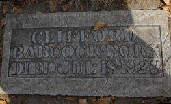 Clifford Babcock