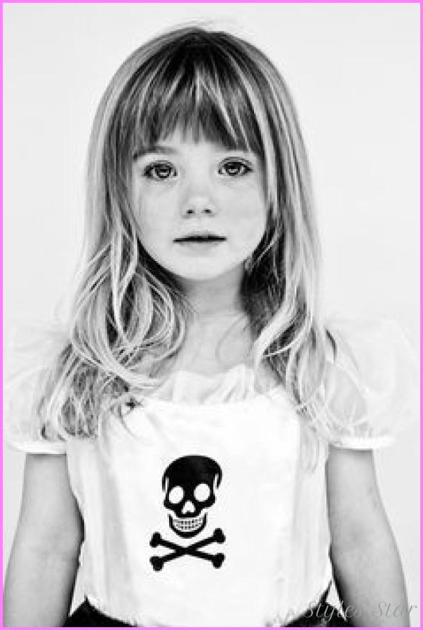 awesome Little girls haircuts with bangs