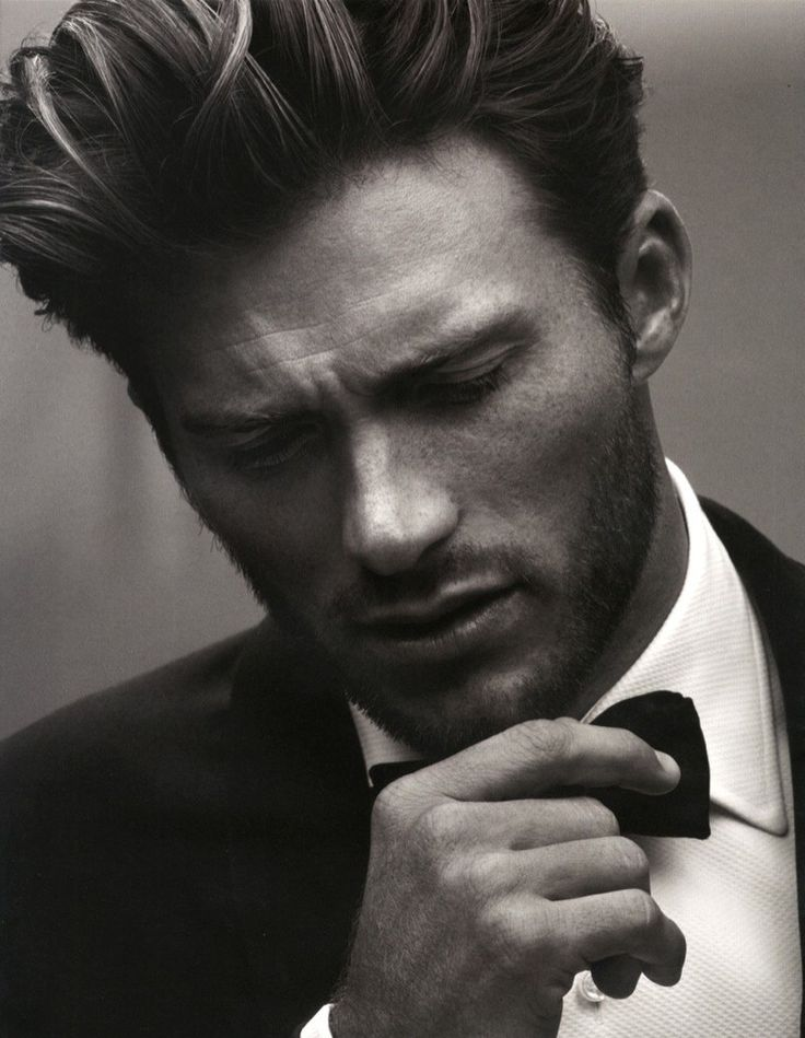 "Clint Eastwood's son Scott Eastwood got his first big break in David Ayer's ""Fury,"" starring Brad Pitt, and will be seen next in a Nicholas Sparks adaptation, ""The Longest Ride."" He's also just joined the cast of ""Suicide Squad"" for Warner Bros., but don't expect him to reveal which role he'll be playing."