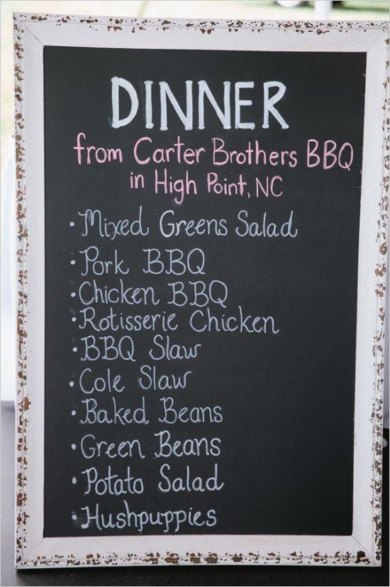 North Carolina Pink and Navy BBQ Wedding | Wedding, Potato ...