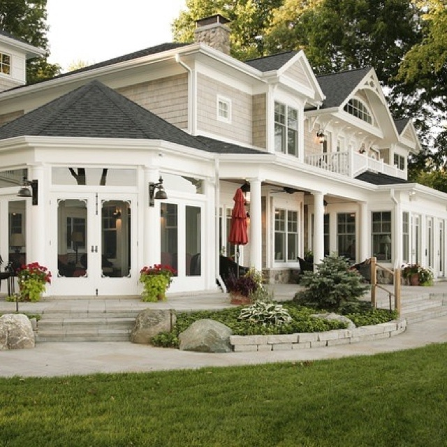 This will be my house in The Hamptons one day