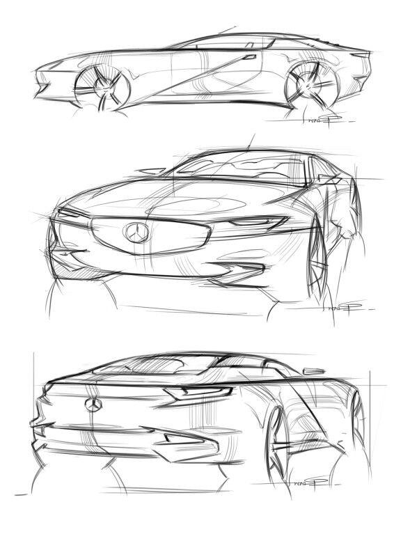 Sketches by Swaroop Roy