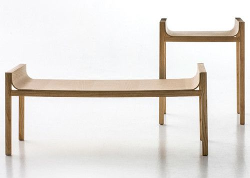 Prop is a minimalist design created by England-based designer Benjamin Hubert. The collection features Hubert's first sofa design, a curved ...