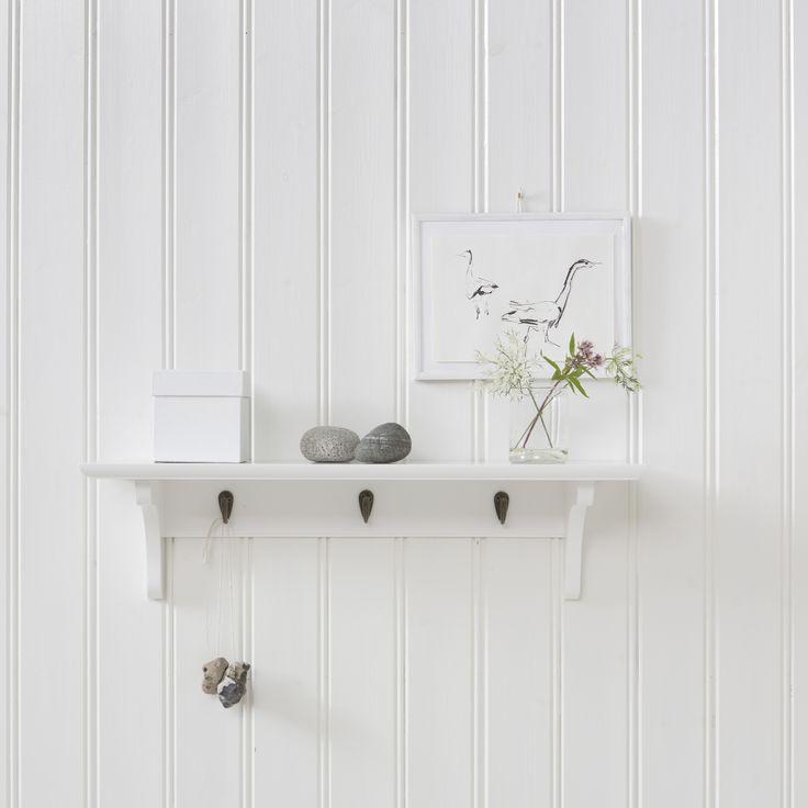 Shelves white, Oliver Furniture Denmark.  www.oliverfurniture.com